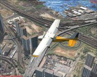 FLIGHTSOFT - Hong Kong FSX