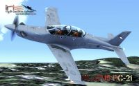 IRIS PRO TRAINING SERIES - Pilatus PC-21