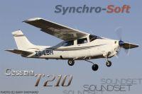 SYNCHRO-SOFT - Cessna 210 Soundset