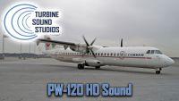 TURBINE SOUND STUDIOS -  Pratt & Whitney PW-120 Soundpack