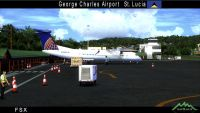 TAXI2GATE -  George F. L. Charles Airport