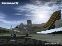 CARENADO - PA32 Saratoga SP X-Plane