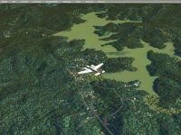 TABURET - Puerto Rico XPlane 10