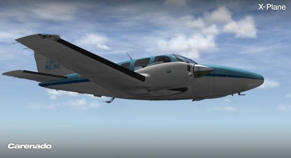 CARENADO - B58 Baron X-Plane