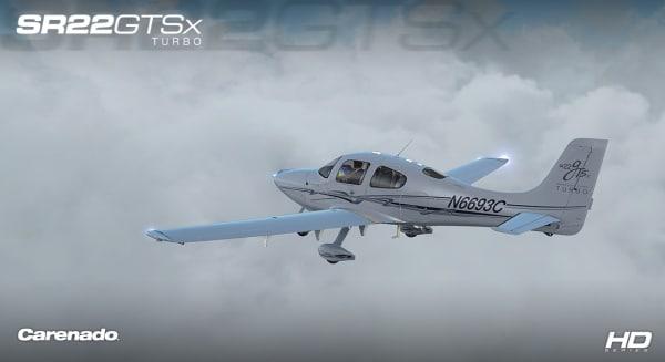 CARENADO - SR22 gtsx turbo