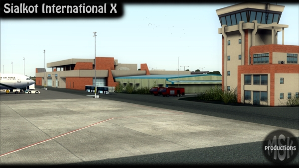 MSK PRODUCTIONS - Sialkot Airport