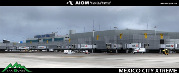 TAXI2GATE -  MMMX Mexico city Xtreme