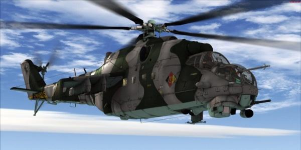 NEMETH DESIGNS - Mi-24 Hind