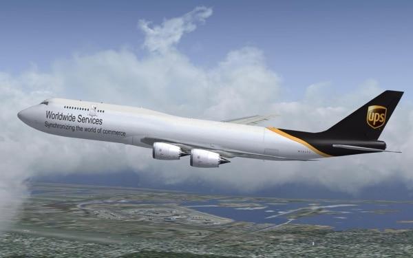 AFS-DESIGN - Boeing 747-8