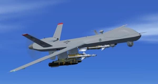 FLYFREESTD - UAV Turboprop FSX