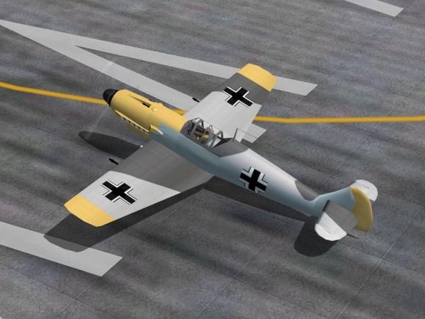 SIMBATTLEBIRDS - BF109E-7