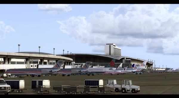 FSDREAMTEAM - Dallas-Fort Worth airport