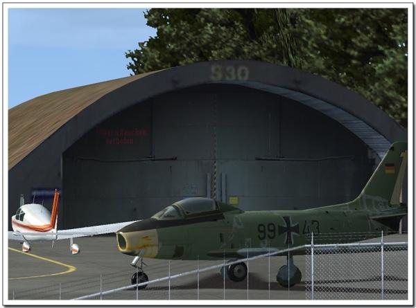 AEROSOFT - VFR AIRFIELDS -  Husum-Shwesing (EDXJ)