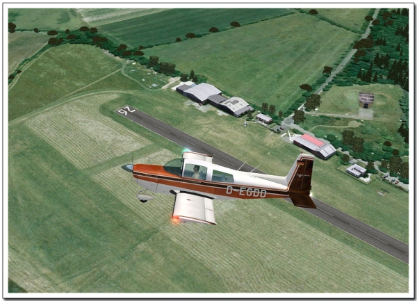 AEROSOFT - VFR AIRFIELDS - St. Michaelisdonn (EDXM)