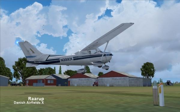CANOPY - Danish Airfields X – Rårup free