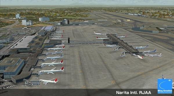 WING CREATION INC - Narita International Airport