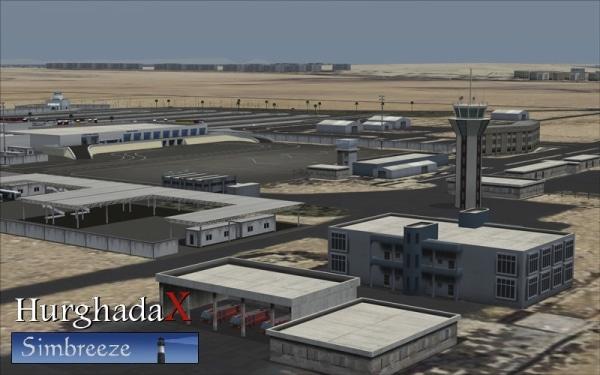 SIMBREEZE - Hurghada International Airport
