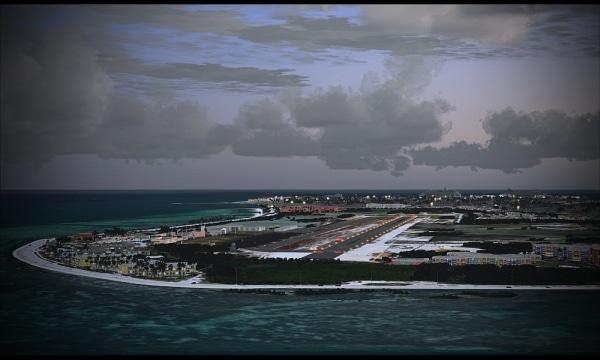 LATINVFR - Key West International Airport