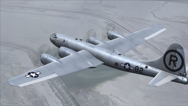 VIRTAVIA - B-29 Superfortress