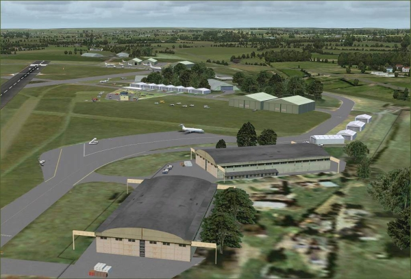 UK2000 -  Vfr Airfield vol 1 Version 2