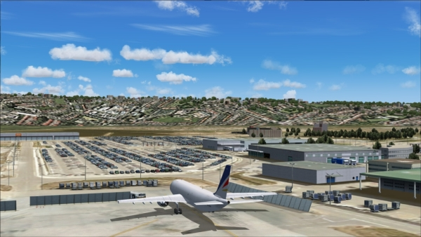 JETSTREAM DESIGNS - LFML Marseille Provence X fs2004 edition