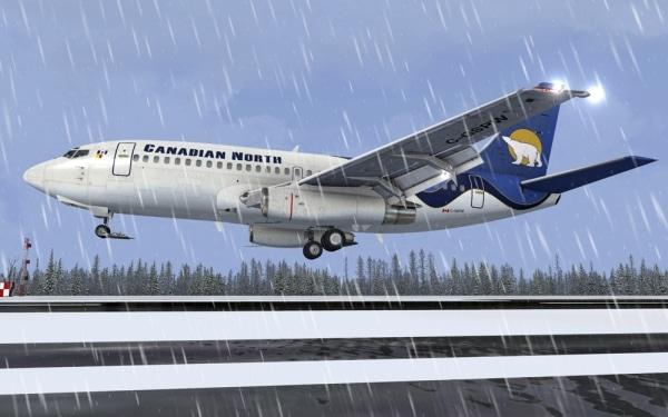MILVIZ -  Boeing 737-200C