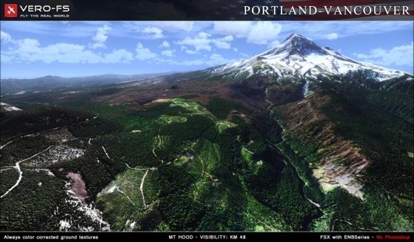 VERO - Portland Vancouver Photoreal silver edition