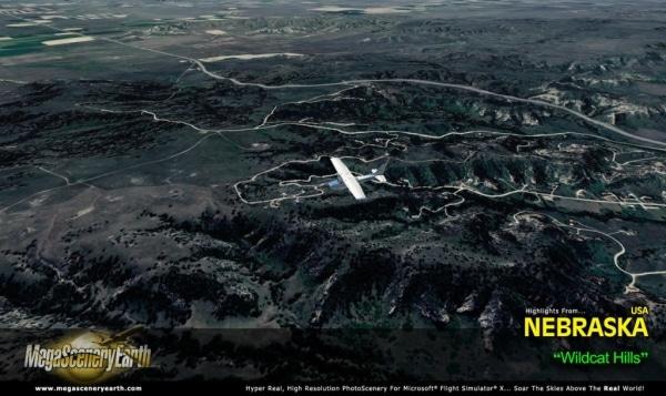 PC AVIATOR - Megascenery Earth - Nebraska
