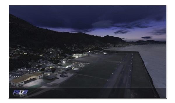 AEROSOFT - Seychelles X