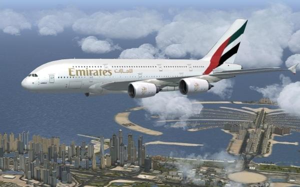 AFS DESIGN - Airbus Industrie Emirates repaints