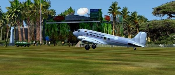 ROLLING CUMULUS SOFTWARE - Dc-3 Pilot Adventure