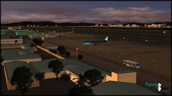 FBS - Ðà Nang International Airport