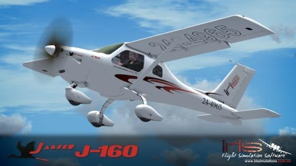 IRIS AVIATOR SERIES - Jabiru J-160
