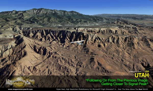PC AVIATOR - Megascenery Earth - Utah