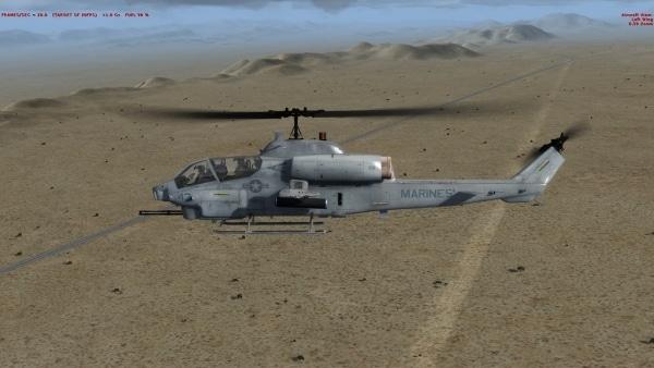 STARGATE STUDIOS HK - Bell AH-1W Super Cobra