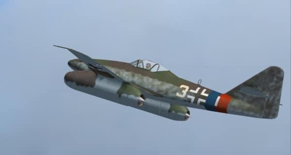 FLIGHT REPLICAS - Messerschmitt Me-262a Schwalbe