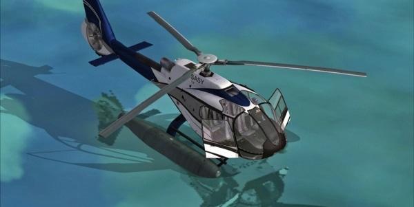 NEMETH DESIGNS - Eurocopter EC-130 B4