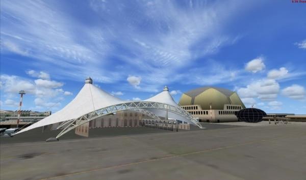 Aeroporto Kuwait : Armi project kuwait international airport