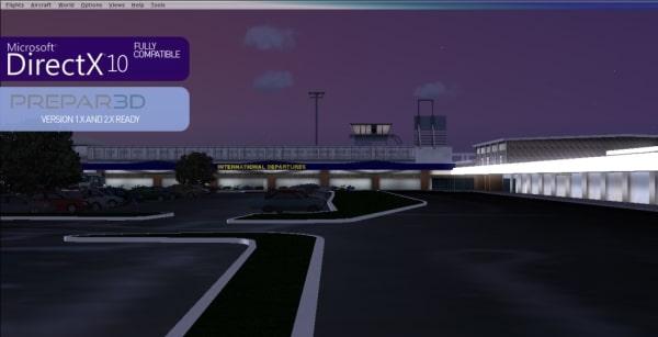 NXGN SIMULATIONS - Nadi International Airport
