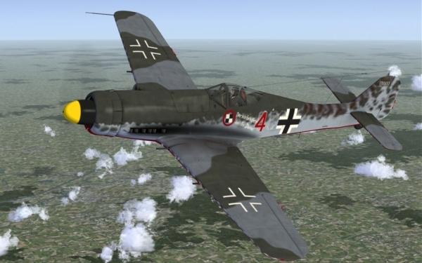 CLASSICS HANGAR - Fw 190 D e il Focke Wulf Ta 152 H