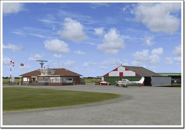 AEROSOFT - VFR AIRFIELDS - St. Peter Ording