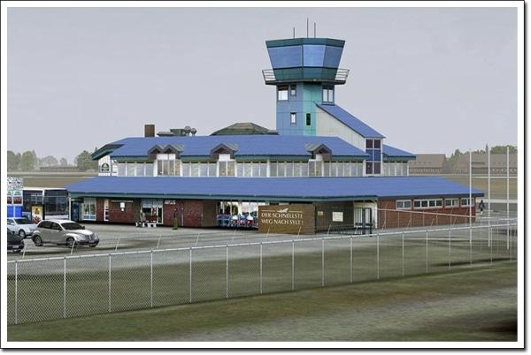 AEROSOFT - VFR AIRFIELDS - Sylt Westerland