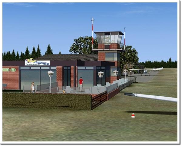 AEROSOFT - VFR AIRFIELDS - Wyk Foehr