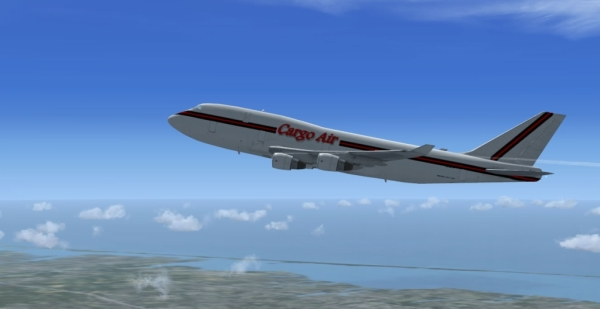 SIMPLE FSX MISSIONS - Cargo Air