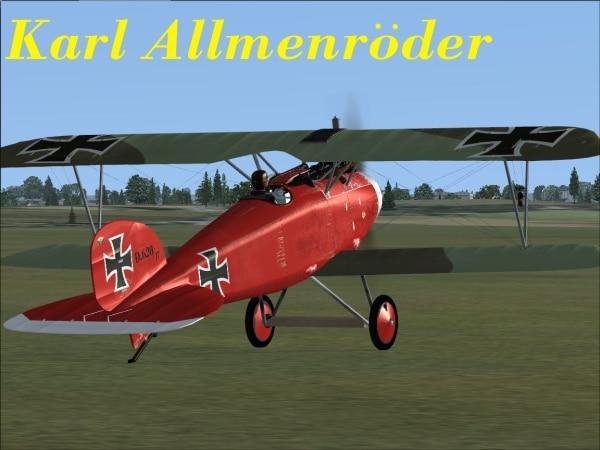 FLYFREESTD - Albatros D1,D2,D3 e D5a