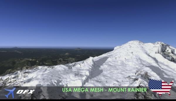 OFX SIMULATION - OFX Usa Mega Mesh