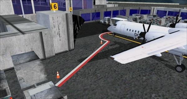 FINAL APPROACH SIMULATIONS - CYTZ Toronto City Airport