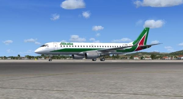 VIRTUALCOL - Embraer 190-195 Reginal Jets
