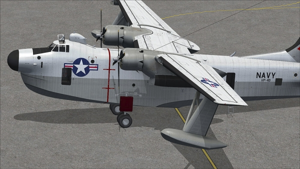 VIRTAVIA -Martin SP-5B (P5M-2) Marlin