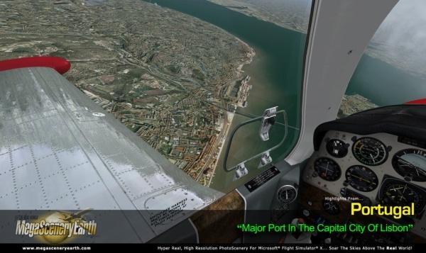 PC AVIATOR - Megascenery Earth - Portogallo